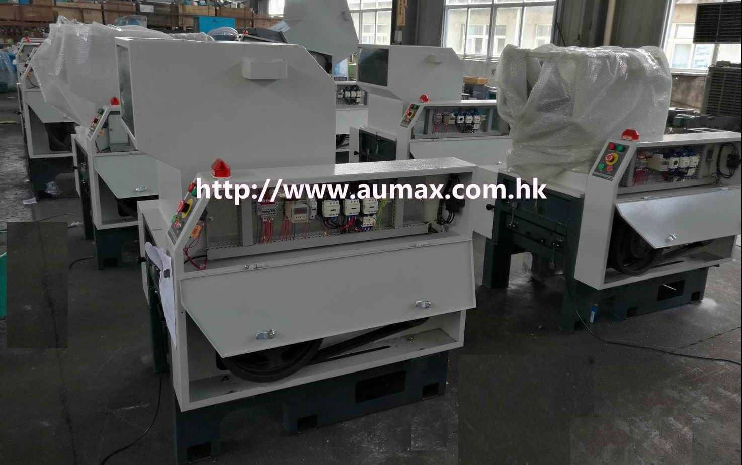 High Quality Plastic Crusher (2)