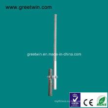 450MHz 10.2dBi Omni Fiberglass Antenna / всенаправленная антенна (GW-OFA450-10.2D)