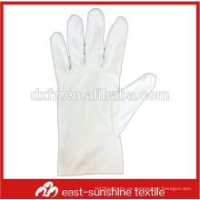 Reloj limpieza microfibra dedo abierto guantes