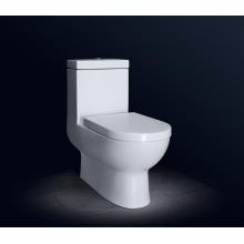 Cuarto de baño de cerámica sifónica de artículos sanitarios inodoro de una pieza
