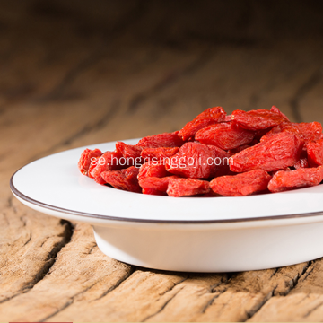 Real Goji Berries Zhongning Goji Berry