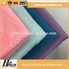 Alta qualidade personalizado personalizado tingido leve toalha viagem microfiber camurça