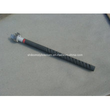 Elément de chauffage de carbure de silicium de type de double spirale à hautes températures avec la qualité supérieure