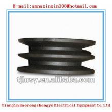 Cinturón negro oxidado V Pully SPA SPB SPC SPZ