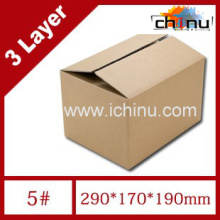 Three Layer Corrugated Paper Postal Box / Packaging Carton / Packing Paper Box (1285)