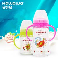 10oz الرضع تغذية زجاجة مع مقبض