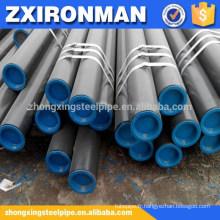 Tube en acier sans soudure DIN1629, ST52, ST37, ST44