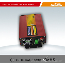 Pure Sine Wave 1200W DC AC Inverter