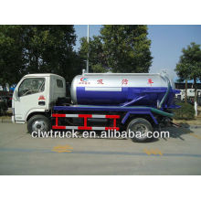 Dongfeng Abwasserkraftwagen, 3 Tonnen Abwassertankwagen