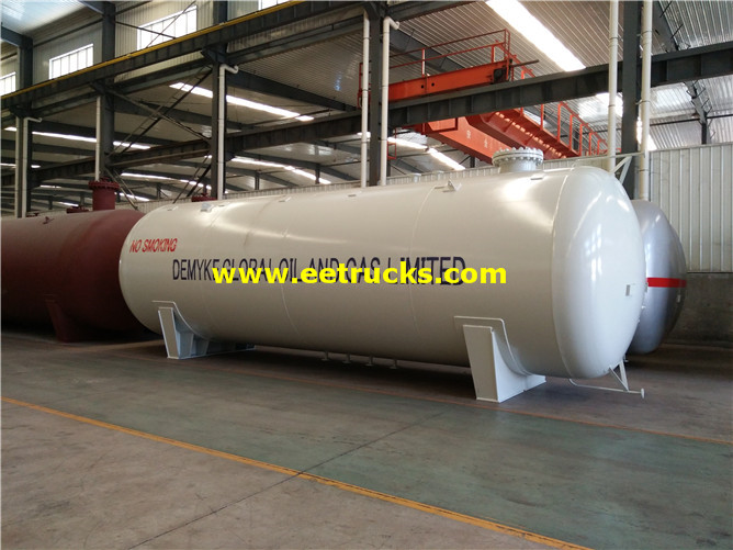 15000 Gallons Bulk Ammonia Gas Tanks
