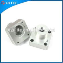 Precisión de acero inoxidable de aluminio CNC precisión de mecanizado de piezas