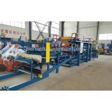 sandwich panel manufacturing line