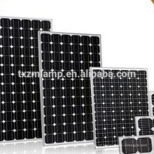 yangzhou popular no Oriente Médio barato painéis solares china / 200 w preço do painel solar