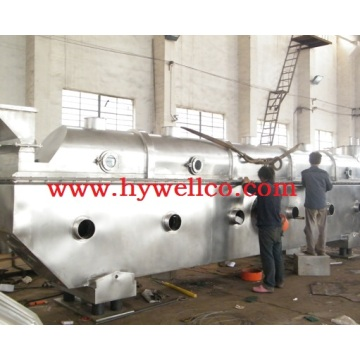 Mesin Pengeringan Kaca Fiber Fluid Bed Drying
