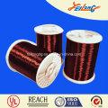 220 fil d'aluminium rond émaillé polyester
