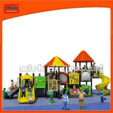 Équipement d'aire de jeux en plein air pour enfants (5245A)