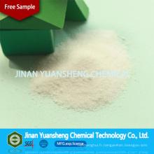 Gluconate de sodium Fabricant en Chine Retarder Wtaer Additif de traitement