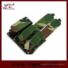 M4 tactique Magazine sac avec trois militaires pochette Holster Magazine