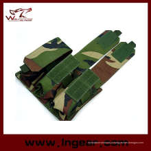 Tactical M4 revista saco com três militares bolsa revista coldre