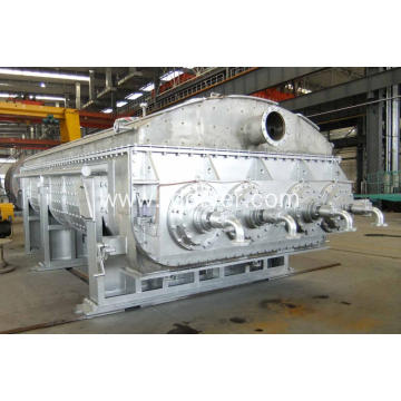 Air Hollow-blade Paddle Dryer City Sludge Dryer