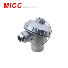 Cabezal de conexión de termopar MICC KNC / bloque de terminales de cerámica