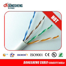 305m Pass Fluke Test Cable de red / cable SFTP Cat5e
