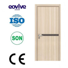 Más caliente diseño seguridad hotel madera puerta diseños