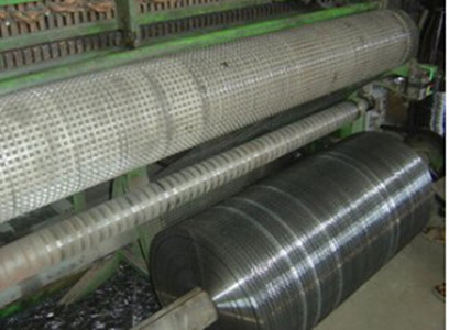 Hot dipped galvanized soft hardware cloth