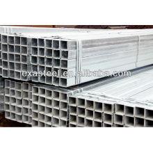 ERW pipe --------- soldado aço carbono seção oca