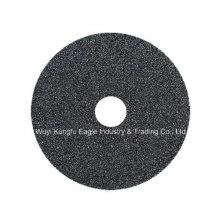 High Grade mit günstigen Preis Runde Loch Faser Disc