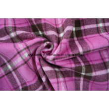 Wool Fabric Woolen Fanric for Overcoat Plaid