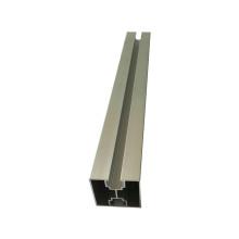panneau solaire monte rail en aluminium