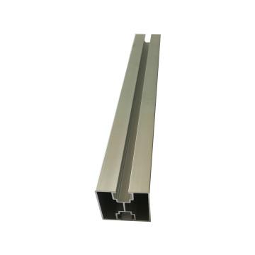 solar panel mounts aluminum rail