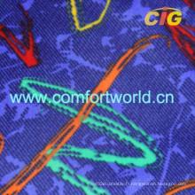 Tissu de voiture d'impression (SAZD04170)