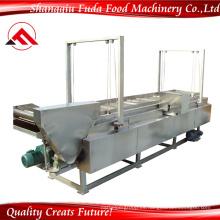 Máquina automática de freidora de vapor por lotes de cacahuete