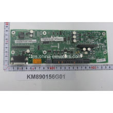 KM890156G01 KONE PCB ASSEMBLY DCBM CPU