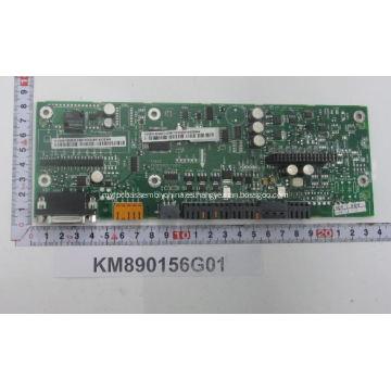 KM890156G01 KONE PCB ASSEMBLY CPU DCBM