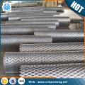 Malla de titanio de metal expandido resistente a la corrosión