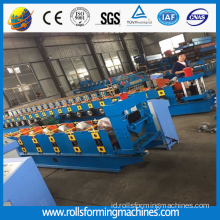 Cap Ridge membuat Mesin Roll Forming Machine