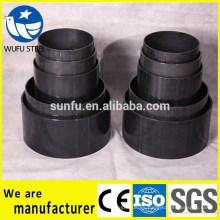 Tubo de acero con forma redonda / cuadrada / rectangular ERW
