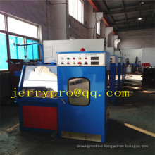 22DS(0.1-0.4) fine wire drawing machine china supplier extruder for pvc cable