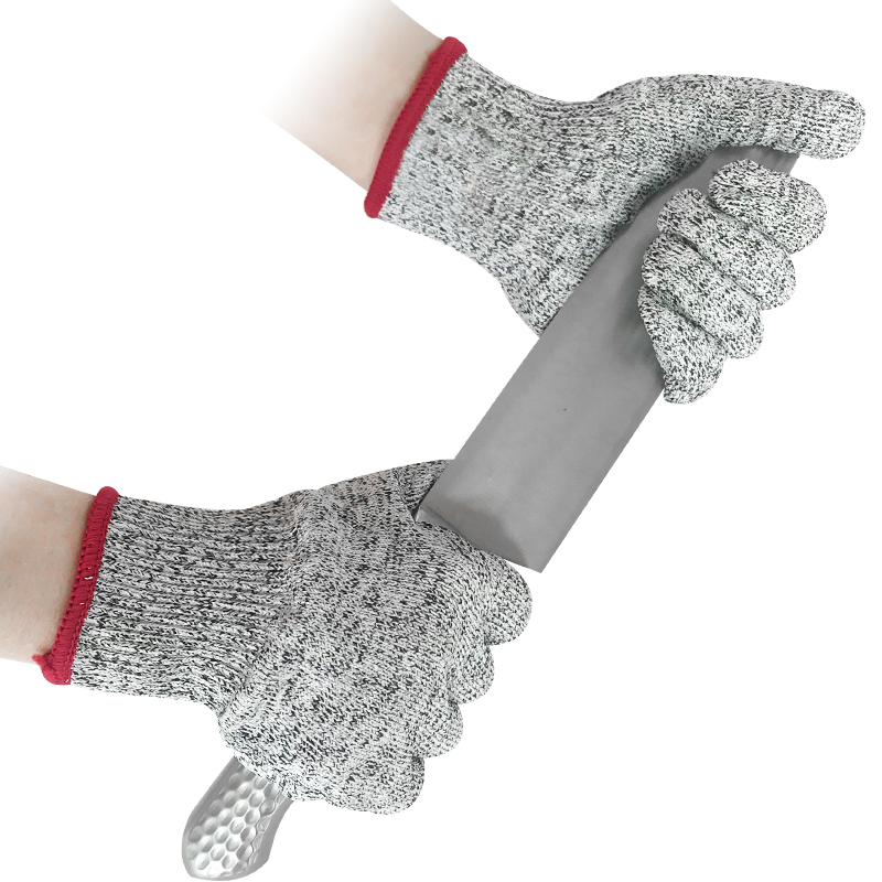 Cut resistant HPPE Gloves