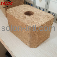 Sawdust block compress machine for pallet block