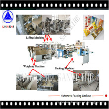 China Fully Automatic Noodle Weighing and Packing Machine
