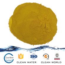 sulfate polyferric de polymère PFS CAS 10028-22-5 pour le traitement de l'eau