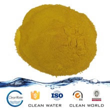 poly ferric sulphate in water treatment chemical