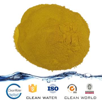 polymère polyaluminium chlorure pour usine de traitement des eaux usées