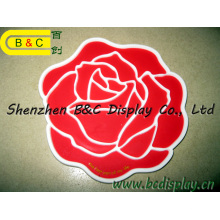 Factory Supplied Bar Coaster, Cup Mat, Beer Pad, Caffee Pad with Printed Logo and Artwork (B&C-G111)
