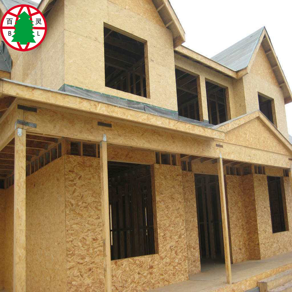 High quality OSB board for furniture and construction