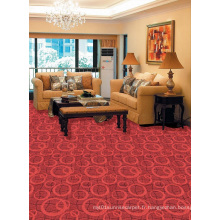Machine Tufted PP Wall to Wall Hotel Tapis